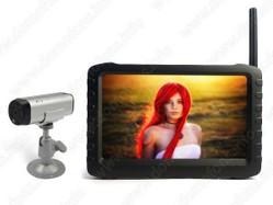 Беспроводной видеоглазок «Radio DVR» с записью и датчиком движения