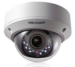 Видеокамера аналоговая купольная Hikvision DS-2CC52A1P-AVPIR2 (DS-2CC52A1P-AVPIR2)
