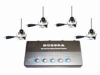 RC500AC - 4х канальная параллельная беспроводная 300мВт CCTV система